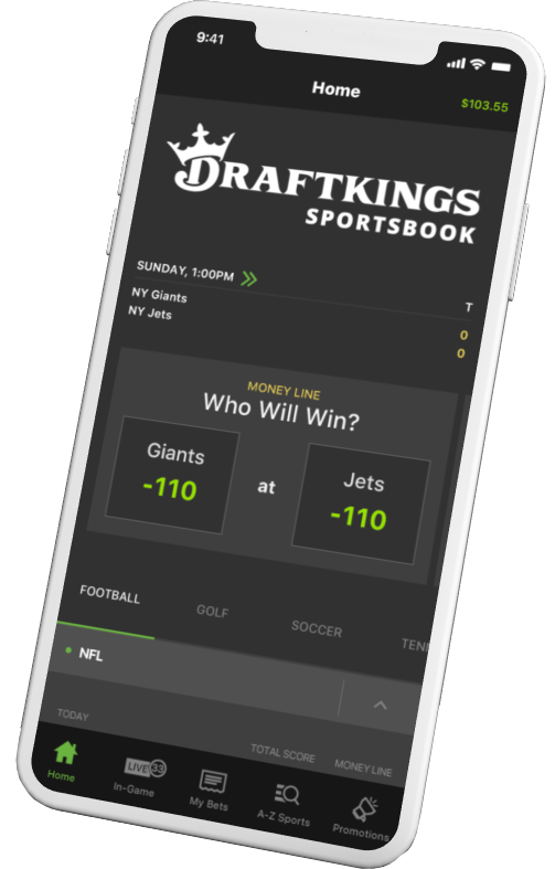 DraftKings Virginia Mobile Sports Betting